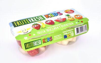 Frutifresh Kids, listo para los más peques