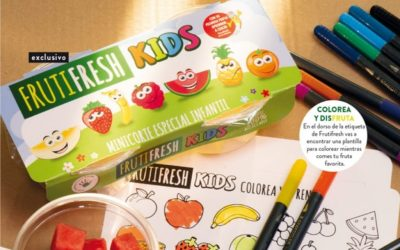 Frutifresh Kids en Revista APTC