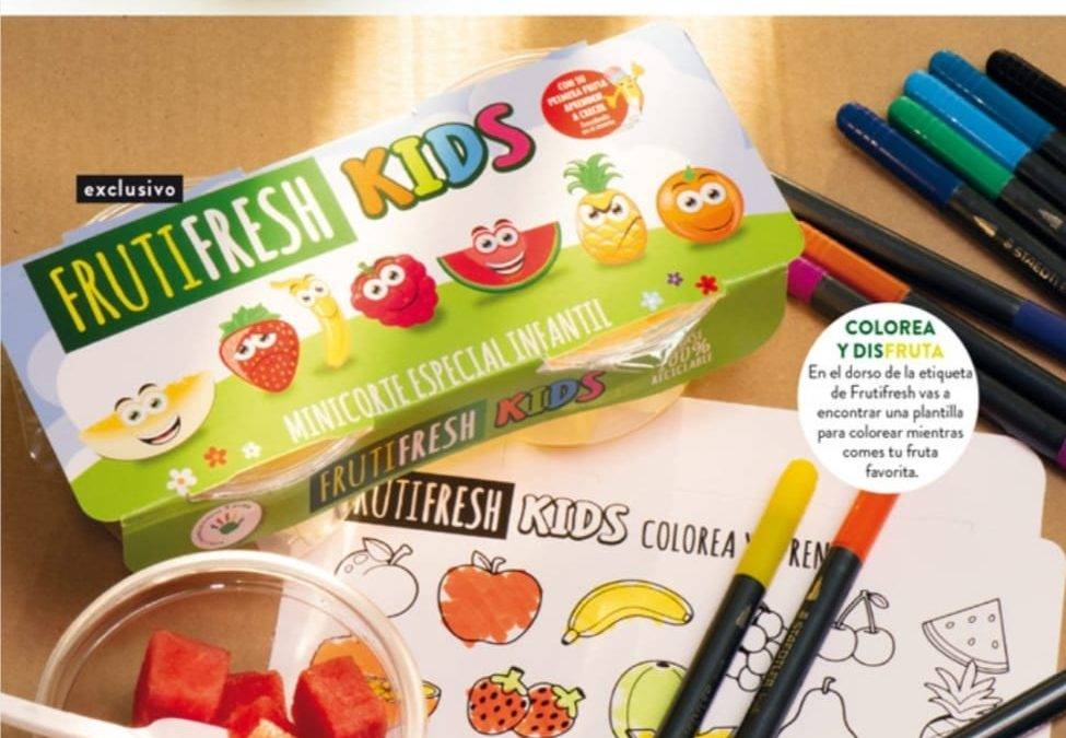 Frutifresh Kids en Revista APTC
