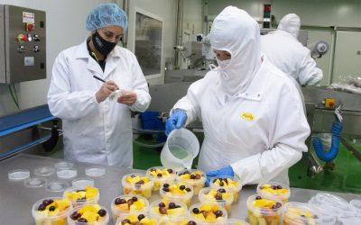 Al elegir un producto Peris estás apostando por la seguridad alimentaria y por la sostenibilidad