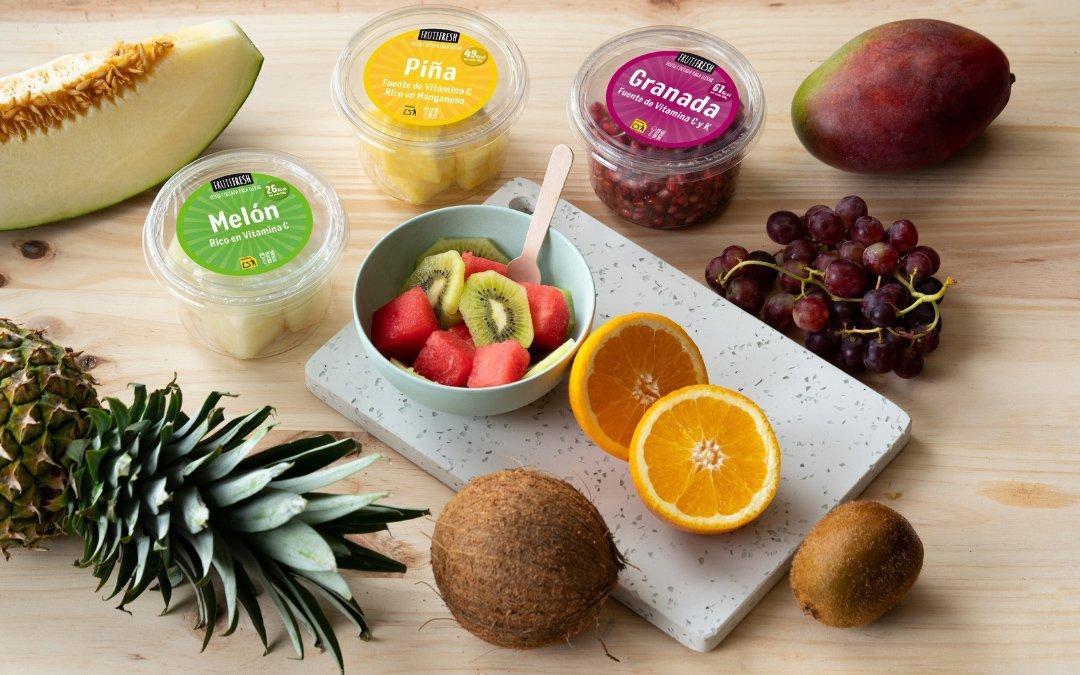Te contamos cómo conseguir que tu consumo de fruta se incremente hasta en un 40%