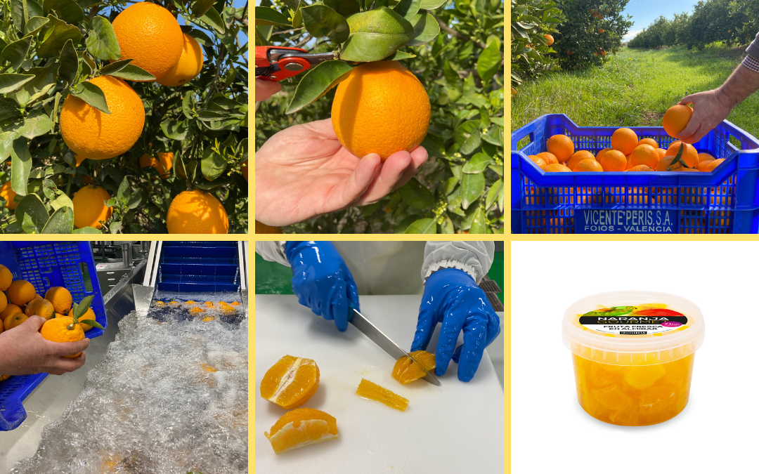 Naranjas de proximidad