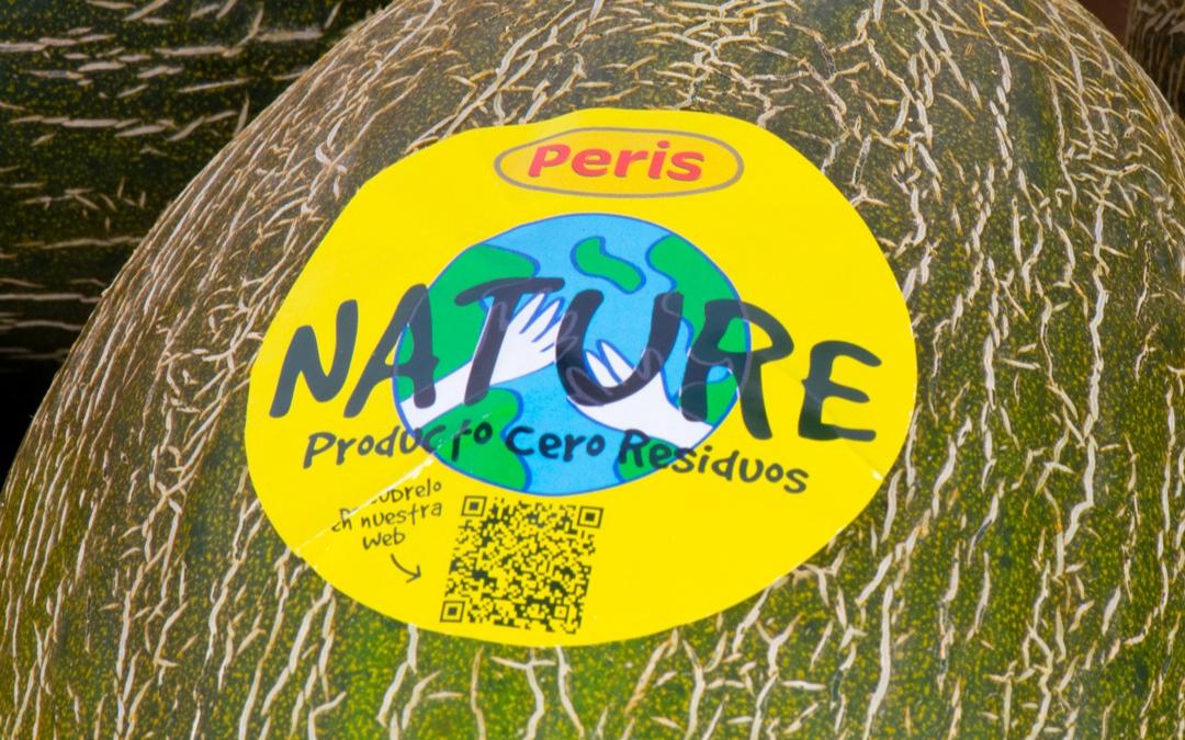 PERIS NATURE, los melones cero residuos de Peris ya en el mercado