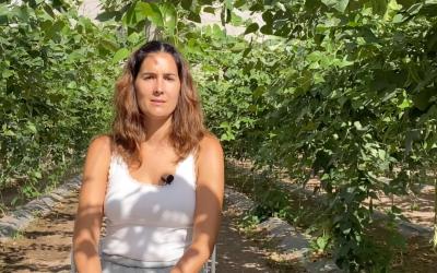 Equipo Peris: Rebeca Marín, técnico de calidad