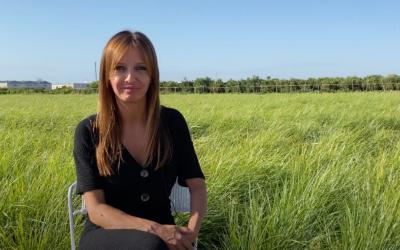 Equipo Peris: Sonia Sinisterra, departamento de compras de fruta de IV gama